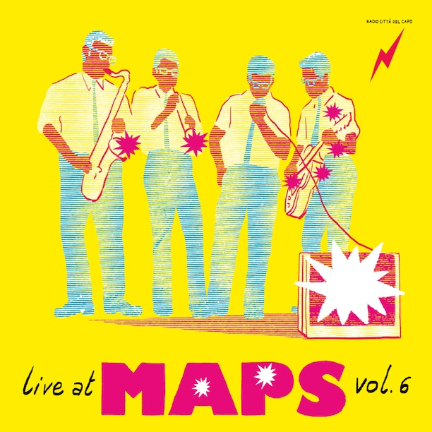 AA VV - Live@Maps - vol. 6 - cover 612x612