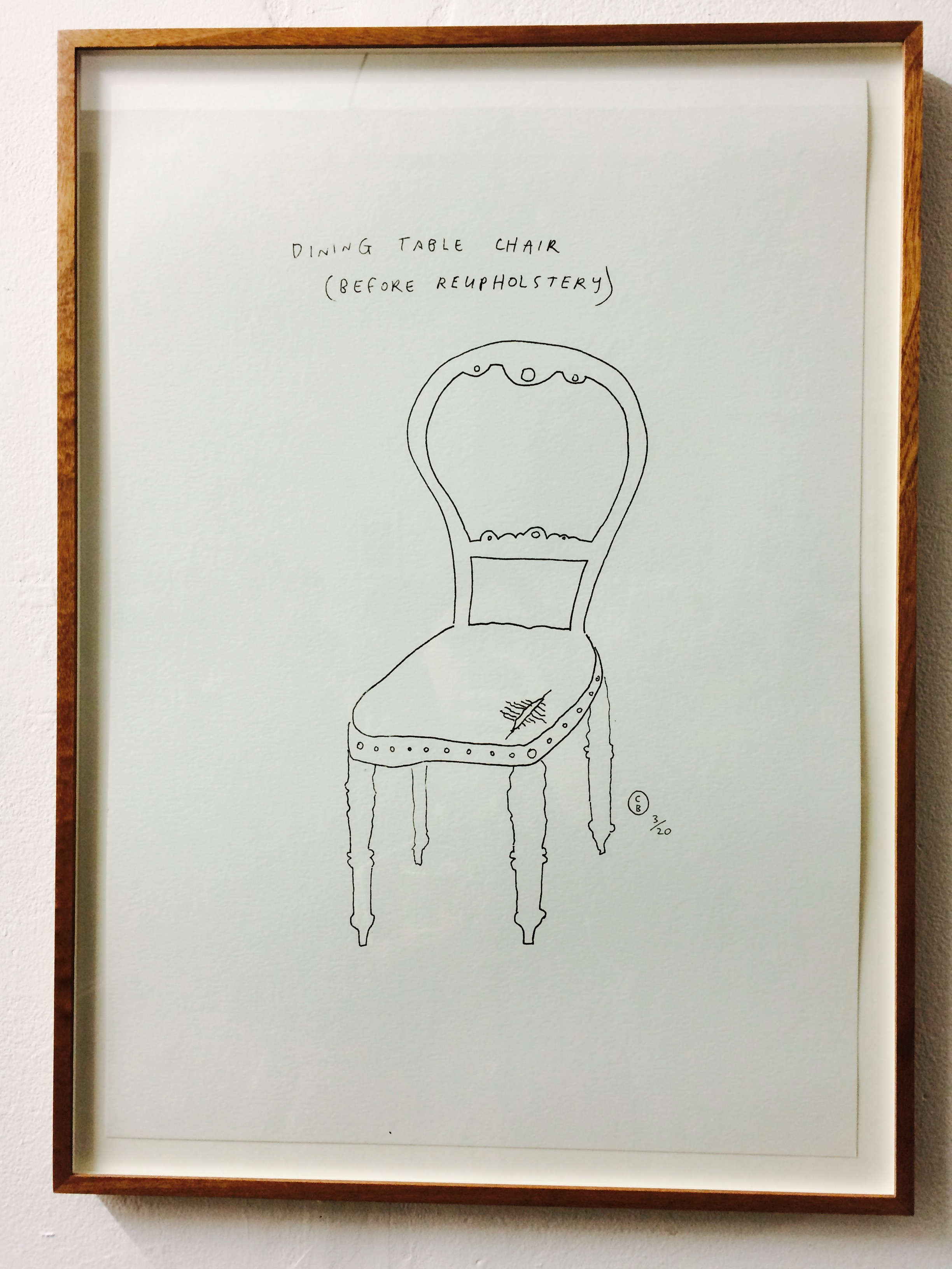 Courtney Barnett - Chair 2
