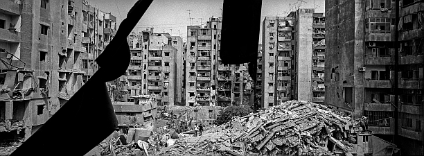 Beirut, ceasefire day 01