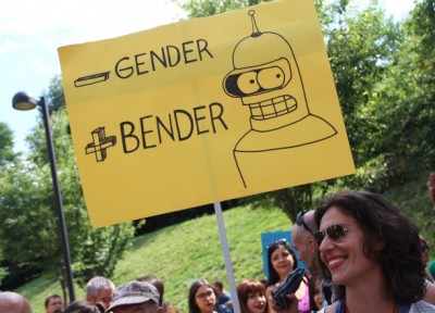- gender + bender pride bologna